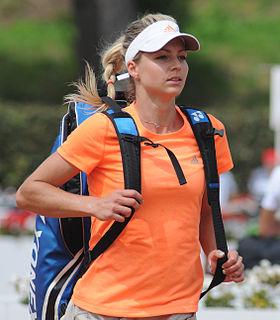 Maria Kirilenko Russian tennis player