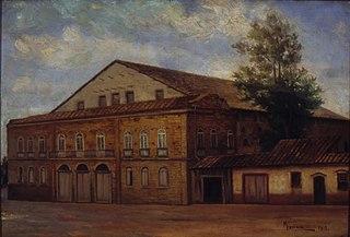 Teatro São José, 1860
