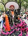 Mariachi en la Marcha del Orgullo LGBTTTI de Ciudad de México 2018.jpg