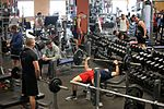 Marines' voices echo, prompt new gym hours 150927-M-AI083-012.jpg