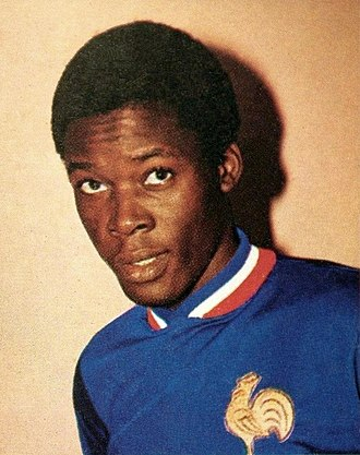 Marius Trésor - Trésor with France in 1974