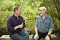 Mark Radcliffe interviews Richard Thompson for Sky Arts (6001348209).jpg