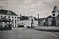 Markt, Zottegem (historische prentbriefkaart) 02.jpg