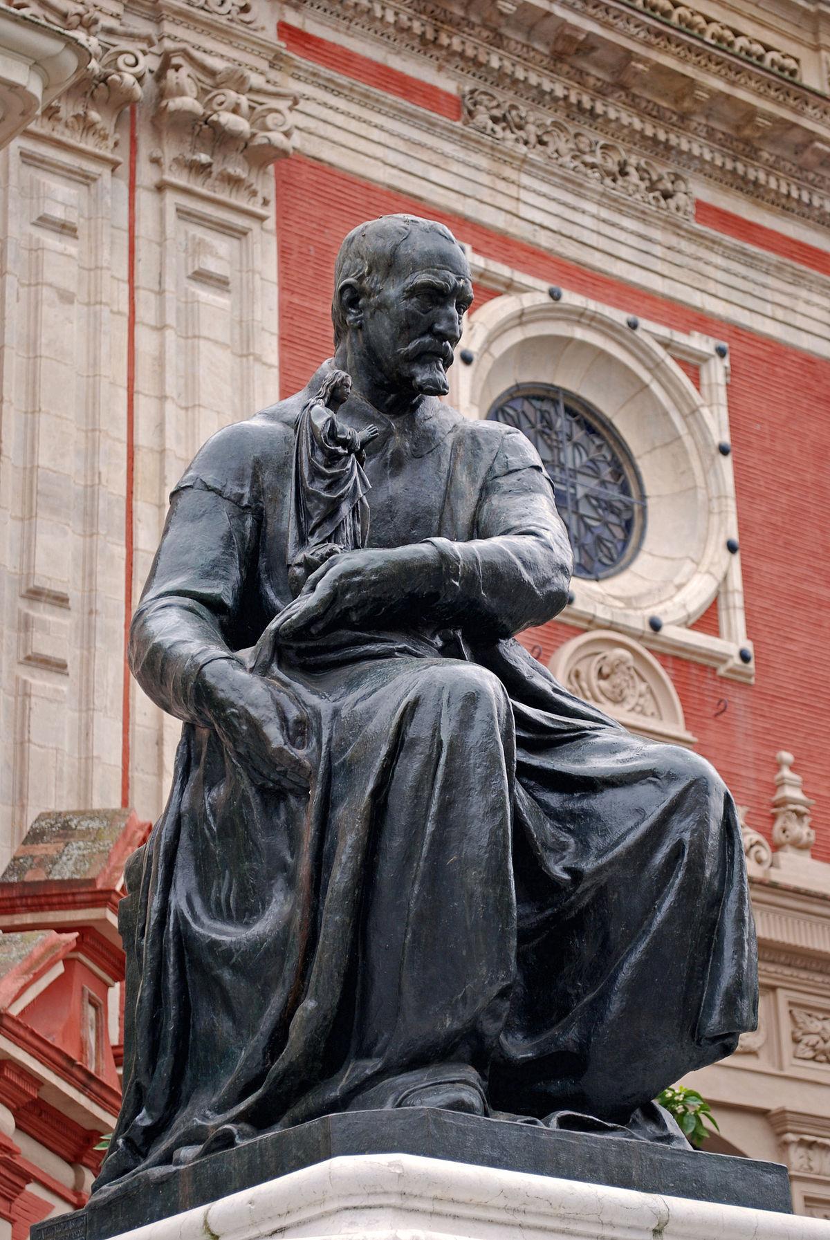 Monumento a Martínez Montañés - Wikipedia, la enciclopedia libre