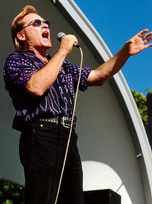 Marty Balin - Balin performing at a concert in Hallandale, Florida