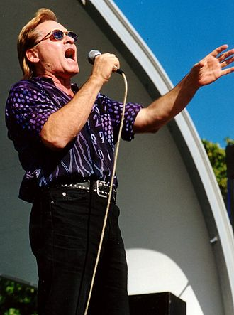 Marty Balin - Balin performing at a concert in Hallandale, Florida