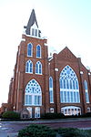 Marvin Methodist Episcopal Church, South