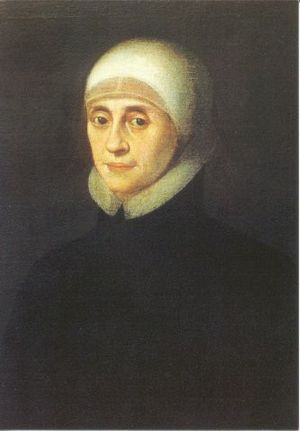 Mary Ward (nun) - Portrait of Mary Ward (c. 1600)