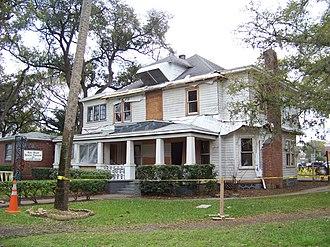 Mary McLeod Bethune Home - Image: Mary mcleod bethune home
