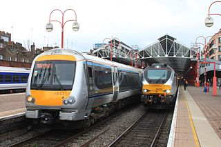 Chiltern Railways British train operating company owned by Arriva UK Trains