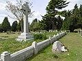 Mass grave in Faversham Cemetery (geograph 4958034).jpg