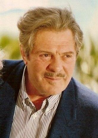 Marcello Mastroianni - Mastroianni in 1991