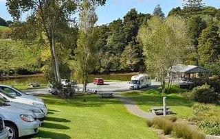 Matakana Place in Auckland Council, New Zealand