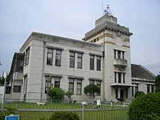 Matsuyama Local Meteorological Observatory (Matsuyama City).JPG