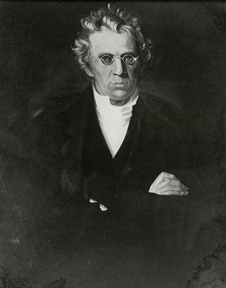 Matthew Brown (college president) - Image: Matthew Brown 1776