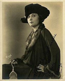 Maude George American actress