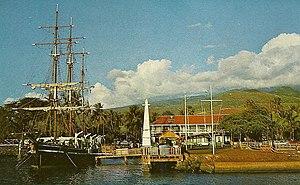 Carthaginian (ship) - Image: Maui, 1973 (37126219613)