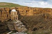 Mausoleo de Diri Baba, Qobustan, Azerbaiyán, 2016-09-27, DD 11.jpg