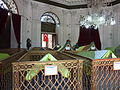 Mausoleum of Sultan Mahmud II - sarcophagi of various royal family members - P1030834.JPG