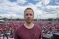 Max Blumenthal FSLN 40th anniversary Nicaragua.jpg