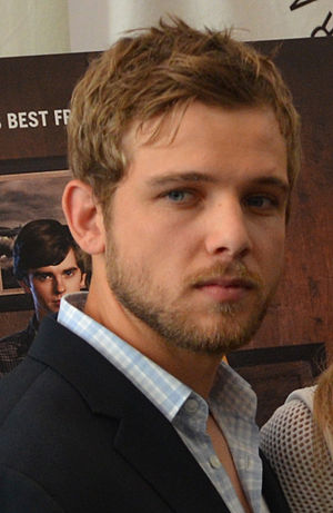 Bates Motel (season 1) - Image: Max Thieriot (cropped)