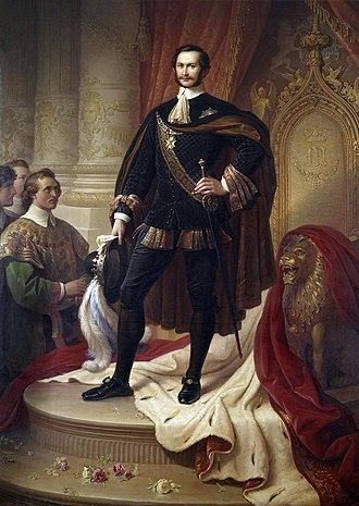 Order of Saint Hubert - Image: Maxii