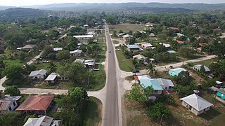 Place in Cayo District, Belize