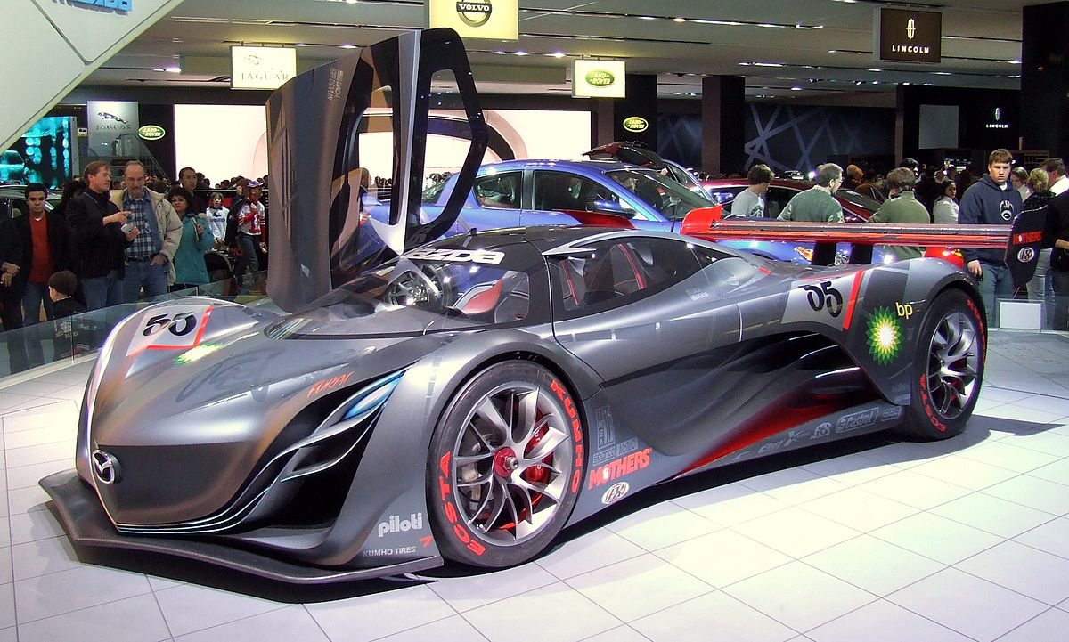 mazda furai wikipedia. Black Bedroom Furniture Sets. Home Design Ideas
