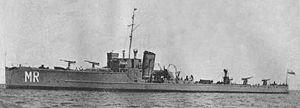 ORP Mazur (c. 1935-1939)