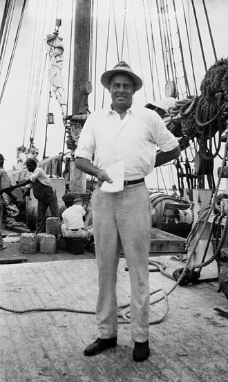 Rum-running - Rum-runner William S. McCoy, Florida area from 1900 to 1920.