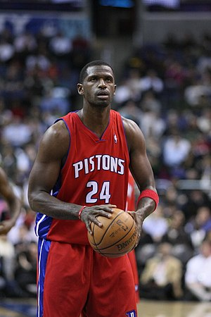 Antonio McDyess - McDyess in 2008