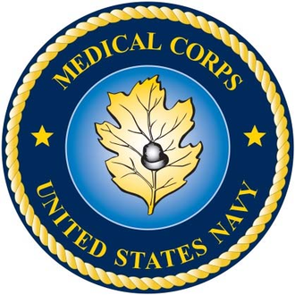Medical Corps (United States Navy) - Seal of the United States Navy Medical Corps