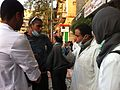 Medics from across the city have volunteered to assist the wounded in Tahrir - Flickr - Al Jazeera English.jpg