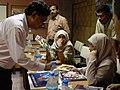 Meeting With Pusat Sains Negara And NCSM Officers - NCSM - Kolkata 2003-09-22 00341.JPG