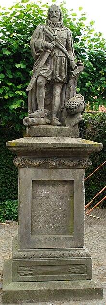 Megen, Carolus de Brimeu, Marescalcus Brabantiae.JPG