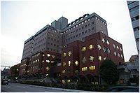 Meiji Gakuin University main building.JPG