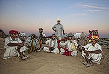 Rajasthani people - Wikipedia
