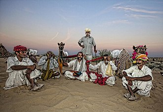 Rajasthani people - Rajasthani people