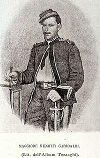 Domenico (Menotti) Garibaldi