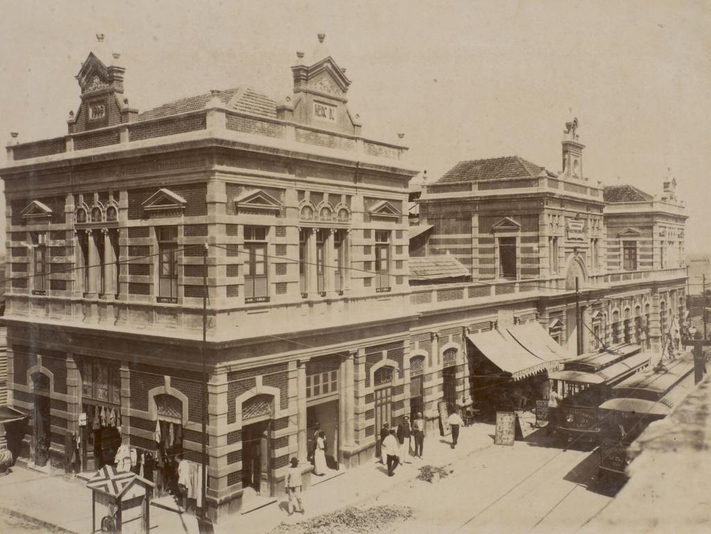 Public Market, 1906.