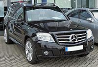 Mercedes GLK 350 4-Matic 2009221 front.jpg