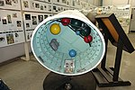 Mercury-Atlas 8 (Sigma 7) mockup - Oregon Air and Space Museum - Eugene, Oregon - DSC09746.jpg