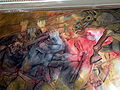 Merida - Fresken Pacheco 5 Maya gegen Conquistador.jpg