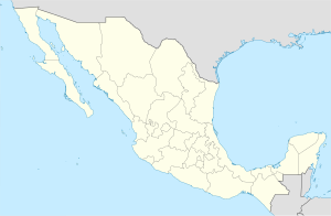 Jerez de García Salinas is located in Mexico