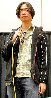 Micah Solusod at Hamacon 2012.jpg