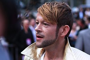 Switzerland in the Eurovision Song Contest 2010 - Michael von der Heide, the Swiss entry at the Eurovision Song Contest 2010.