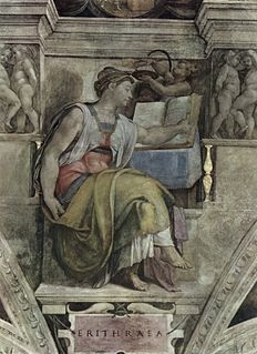 Erythraean Sibyl Prophetess of classical antiquity