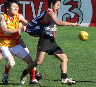 Michito Sakaki Japanese Australian rules footballer
