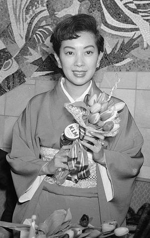 Miiko Taka - Miiko Taka in 1958
