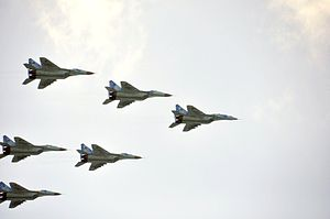 Day of the Armed Forces of Azerbaijan - Image: Military parade in Baku 2011 (498)